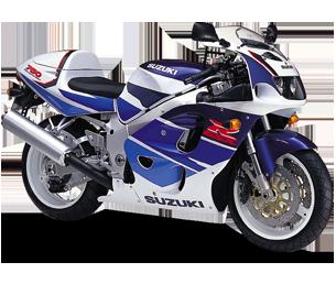 GSXR 600 750 1997 1999