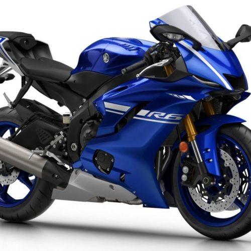 Yamaha r6 2017...